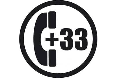 prefijo 33