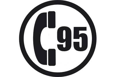 prefijo 95