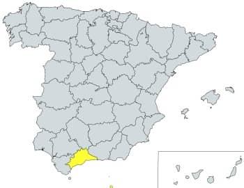 prefijo 951 en España