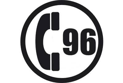 prefijo 96