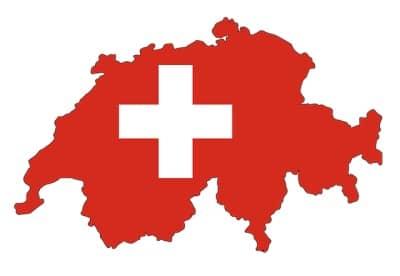 el territorio de suiza