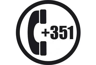 prefijo +351