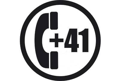 prefijo 41