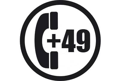 prefijo +49