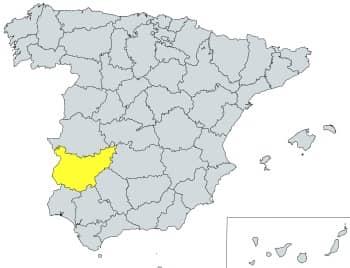 prefijo 924 en España