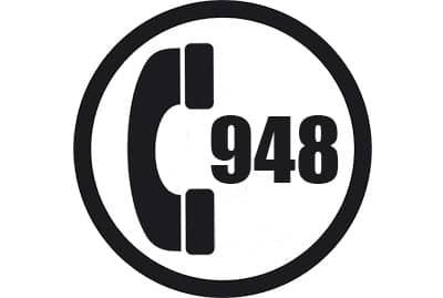 prefijo 948