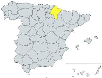 prefijo 948 en España