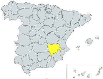 prefijo 967 en España