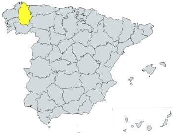 prefijo 982 en España