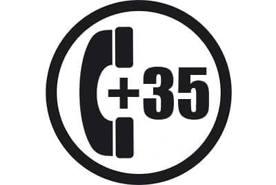 prefijo +35
