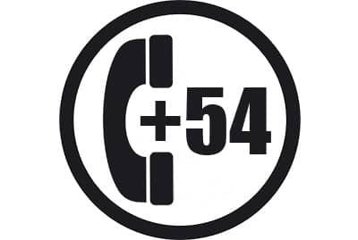 Prefijo 54 De Dónde Es Internacional Prefijo Inf