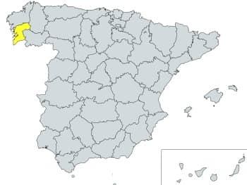 prefijo 986 en España