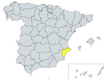 prefijo 966 en España