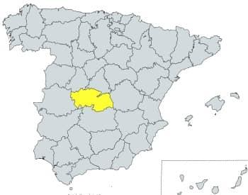 prefijo 925 en España