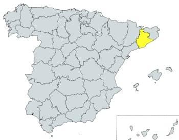 prefijo 933 en España