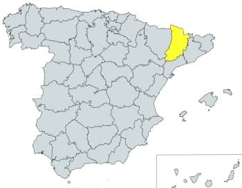prefijo 973 en España