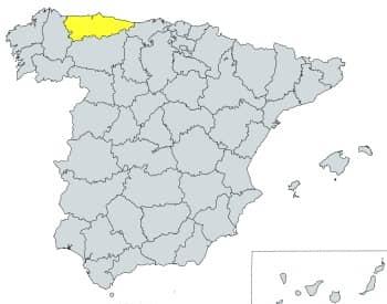 prefijo 985 en España